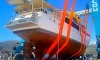 A Big Step Forward - the Largest Travel Lift on the Adriatic Placed in Operation