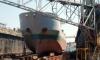 Floating objects returned – Sveti Duje in the dock