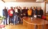 Welders Awarded Certificates