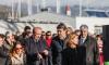 Predsjednik Vlade Zoran Milanović u Brodotrogiru prisustvovao porinuću tankera i potpisivanju ugovora o izgradnji šest brodova